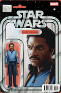 Star Wars Lando Vol 1 1 Action Figure Variant