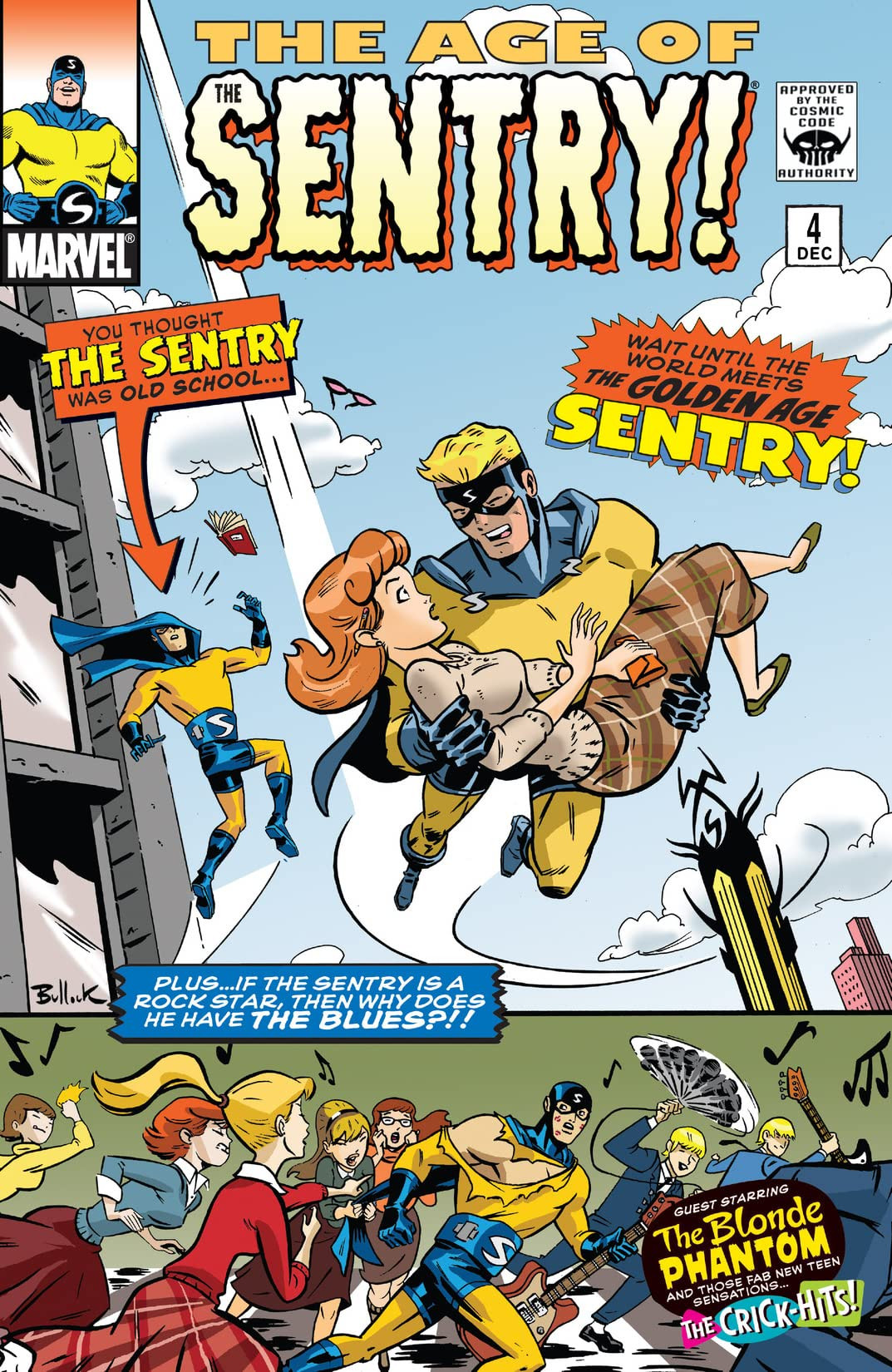 The Age of the Sentry Vol 1 4