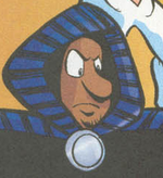 Tyrone Johnson (Earth-8666) from Marvel Knights Millennial Visions Vol 1 2001 0001