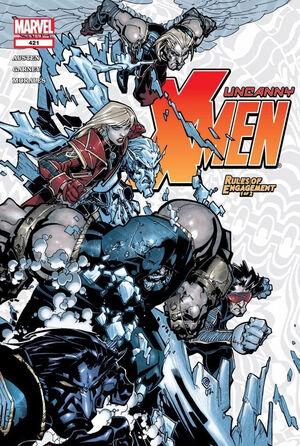 Uncanny X-Men Vol 1 421