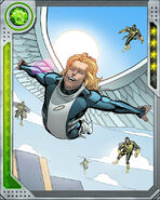 Warren Worthington III (Earth-616) from Marvel War of Heroes 005
