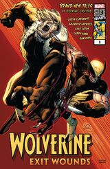 Wolverine: Exit Wounds Vol 1 1