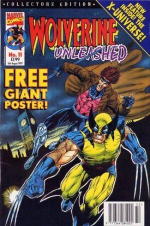 Wolverine Unleashed Vol 1 11