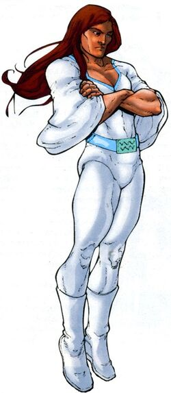 Wundarr (Earth-616) from Official Handbook of the Marvel Universe A-Z Update Vol 1 1 001