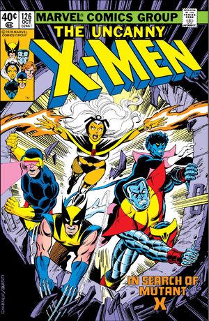 X-Men Vol 1 126