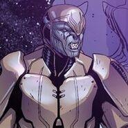 Y-Gaaar (Earth-616) from Guardians of the Galaxy Vol 3 2 001