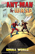 Ant-Man and Wasp Small World TPB Vol 1 1