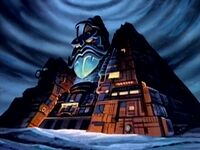 Apocalypse's Pyramid from X-Men- The Animated Series Season 4 8