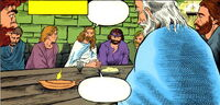 Apostles (Earth-616) from Life of Christ The Easter Story Vol 1 1 0001