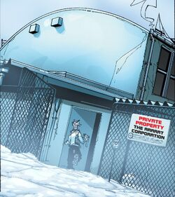Ararat Corporation (Earth-616) from Venom Vol 1 1 0001