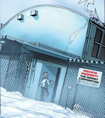 File:Ararat Corporation (Earth-616) from Venom Vol 1 1 0001.jpg