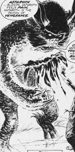 Astaroth (Earth-616) from Haunt of Horror Vol 2 5 0001