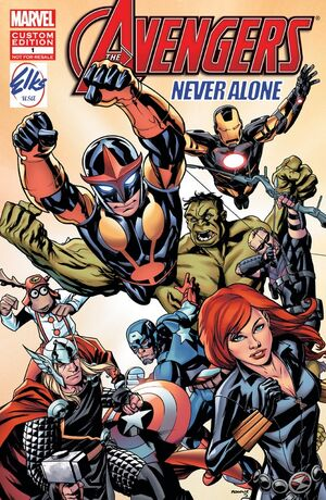 Avengers Never Alone Vol 1 1