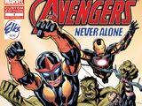 Avengers: Never Alone Vol 1 1