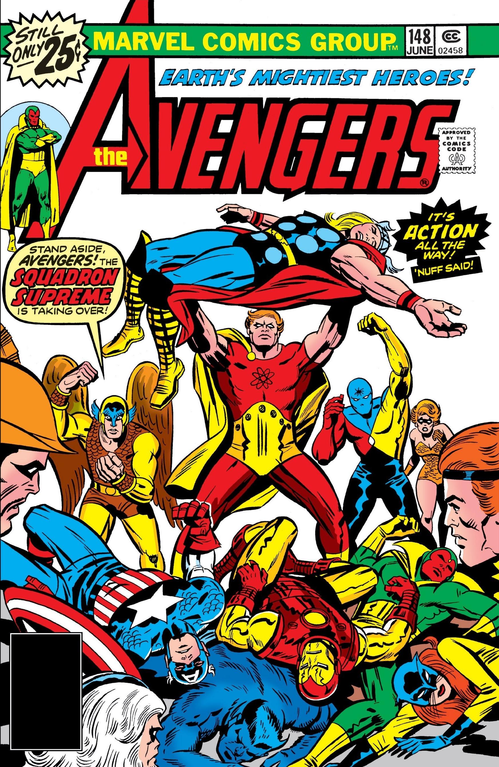 avengers vol 1 148 marvel database fandom powered by wikia