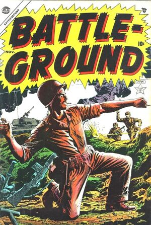 Battleground Vol 1 2