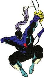 Blackwulf (Armechadon) (Earth-616) from Blackwulf Vol 1 8 0001