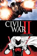 Civil War II Choosing Sides Vol 1 2 Solicit