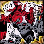 Crimson Bands of Cyttorak, Stephen Deranged, (really) Mindless Ones (Earth-9047) from What The-- Vol 1 19