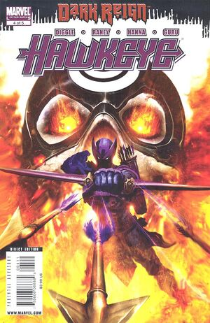 Dark Reign Hawkeye Vol 1 4