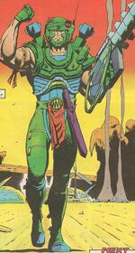 Dragon (Earth-5555) from Dragon's Claws Vol 1 1 0001