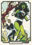 Fantastic Four (Earth-616) from Best of Byrne Collection 0002