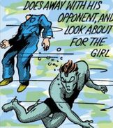 Foley (Earth-616) and Namor McKenzie (Eart-616) from Marvel Mystery Comics Vol 1 2 001