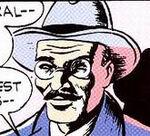 George Maxon (Earth-616) from Captain America Comics Vol 1 1 0001