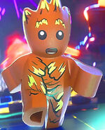 Groot (Earth-13122) from LEGO Marvel Super Heroes 2 0001