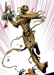 Groot (Earth-616) from Guardians of the Galaxy Vol 4 16 001
