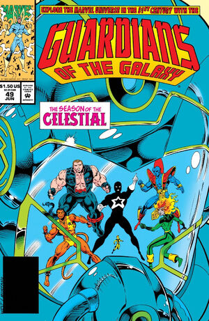 Guardians of the Galaxy Vol 1 49