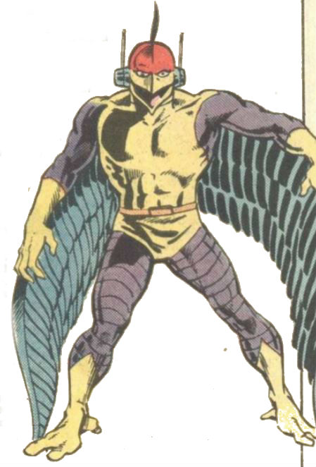 Henry Hawk (Earth-616) from from Official Handbook of the Marvel Universe Vol 2 16 001