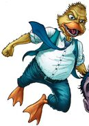 Howard the Duck (Earth-791021) from Fear Itself Fearsome Four Vol 1 1 0001