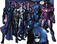 Illuminati (Earth-616) from New Avengers Vol 3 12