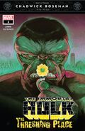 Immortal Hulk The Threshing Place Vol 1 1