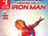 Invincible Iron Man Vol 4 1