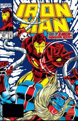 Iron Man Vol 1 297