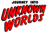 Journey Into Unknown Worlds (1951) Logo