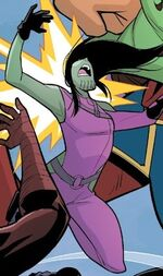 Katherine Bishop (Skrull) (Earth-Unknown) from Unbelievable Gwenpool Vol 1 25 001