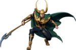 Loki Laufeyson (Earth-TRN789) from Marvel Super War