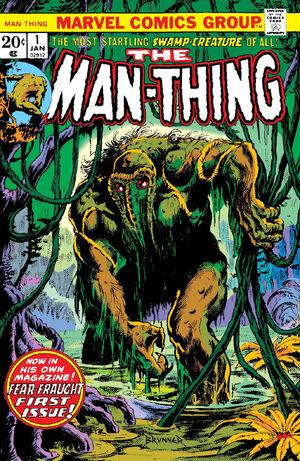 Man-Thing Vol 1 1