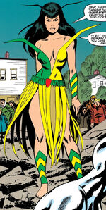 Mantis (Earth-900651) from Marvel Fanfare Vol 1 51 0001