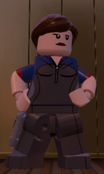 Maria Hill (Earth-13122) from LEGO Marvel's Avengers 001