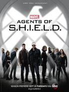Marvel's Agents of S.H.I.E.L.D. poster 005