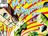 Marvel Fanfare Vol 1 7