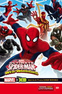 Marvel Universe Ultimate Spider-Man Web Warriors Vol 1 1