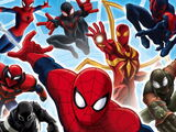 Marvel Universe Ultimate Spider-Man: Web Warriors Vol 1