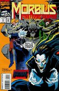 Morbius The Living Vampire Vol 1 11