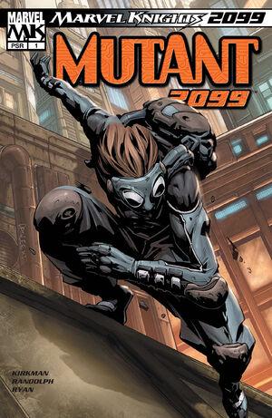 Mutant 2099 Vol 1 1