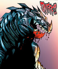 Predator X from New X-Men Vol 2 44 0001